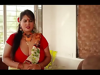 Kanchan aunty indian big boobs